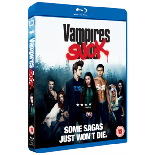 Vampires Suck (UK-import) (BLU-RAY)