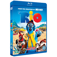 Rio (UK-import) (BLU-RAY)