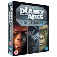 Produktbilde for Planet Of The Apes: Evolution Collection (UK-import) (BLU-RAY)