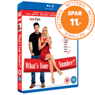 What's Your Number? (UK-import) (BLU-RAY)