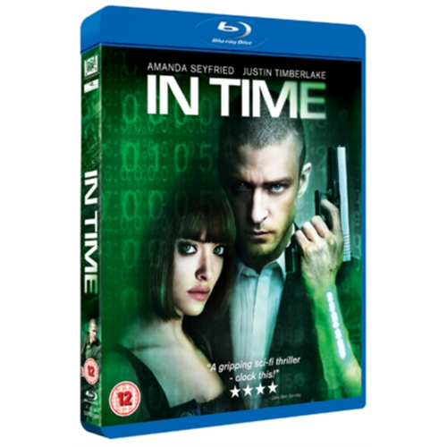 In Time (UK-import) (BLU-RAY)