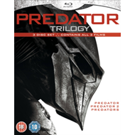 Predator Trilogy (UK-import) (BLU-RAY)