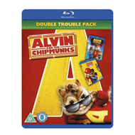 Alvin And The Chipmunks/Alvin And The Chipmunks 2 (UK-import) (BLU-RAY)
