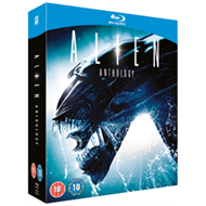 Produktbilde for Alien Quadrilogy (UK-import) (BLU-RAY)