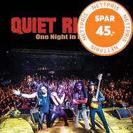 Quiet Riot - One Night In Milan (BLU-RAY)