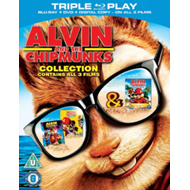 Alvin And The Chipmunks: Collection (UK-import) (BLU-RAY)