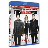 Produktbilde for This Means War (UK-import) (BLU-RAY)