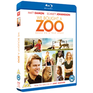 Produktbilde for We Bought A Zoo (UK-import) (BLU-RAY)