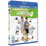 Diary Of A Wimpy Kid 3 - Dog Days (UK-import) (BLU-RAY)