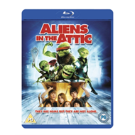 Aliens In The Attic (UK-import) (BLU-RAY)
