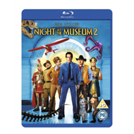 Night At The Museum 2 (UK-import) (BLU-RAY)