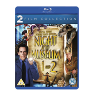 Night At The Museum/Night At The Museum 2 (UK-import) (BLU-RAY)