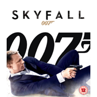 Skyfall (UK-import) (BLU-RAY)