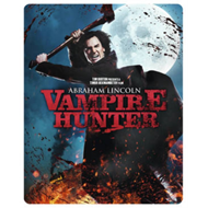 Abraham Lincoln - Vampire Hunter (UK-import) (BLU-RAY)