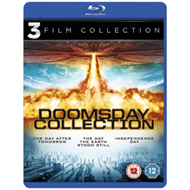Produktbilde for The Day the Earth Stood Still/Day After Tomorrow/Independence Day (UK-import) (BLU-RAY)