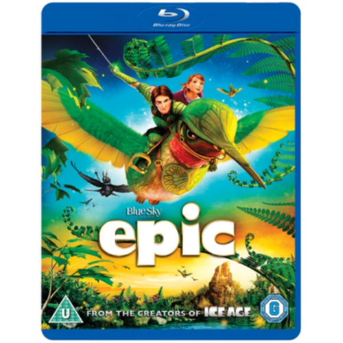 Epic (UK-import) (BLU-RAY)