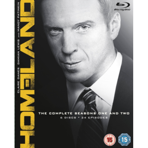 Homeland: The Complete Seasons One And Two (UK-import) (BLU-RAY)