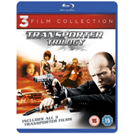 Transporter Trilogy (UK-import) (BLU-RAY)