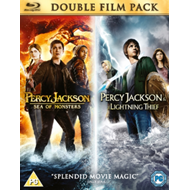 Percy Jackson And The Lightning Thief/Percy Jackson: Sea Of ... (UK-import) (BLU-RAY)