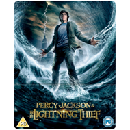 Percy Jackson And The Lightning Thief (UK-import) (BLU-RAY)