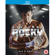 Rocky: The Heavyweight Collection (UK-import) (BLU-RAY)