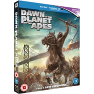 Produktbilde for Dawn Of The Planet Of The Apes (UK-import) (BLU-RAY)