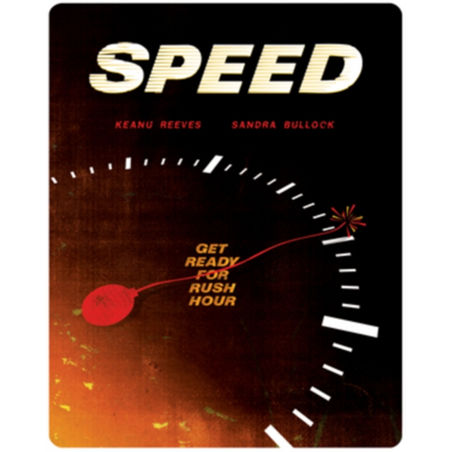 Speed (UK-import) (BLU-RAY)