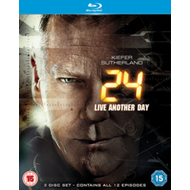 Produktbilde for 24: Live Another Day (UK-import) (BLU-RAY)