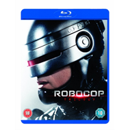 Produktbilde for Robocop/Robocop 2/Robocop 3 (UK-import) (BLU-RAY)