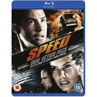 Produktbilde for Speed/Speed 2 - Cruise Control (UK-import) (BLU-RAY)