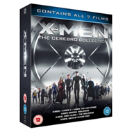 X-Men Franchise - The Cerebro Collection (UK-import) (BLU-RAY)