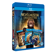 Night At The Museum/Night At The Museum 2/Night At The Museum 3 (UK-import) (BLU-RAY)