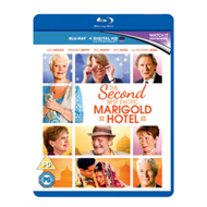 Second Best Exotic Marigold Hotel (UK-import) (BLU-RAY)