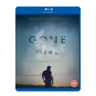 Gone Girl (UK-import) (BLU-RAY)