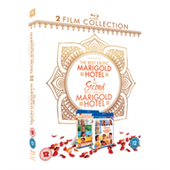 Best Exotic Marigold Hotel/The Second Best Exotic Marigold... (UK-import) (BLU-RAY)