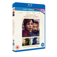Produktbilde for Far From The Madding Crowd (UK-import) (BLU-RAY)