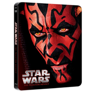Star Wars Episode I - The Phantom Menace (UK-import) (BLU-RAY)
