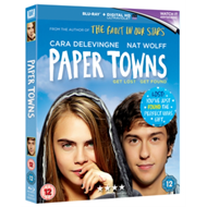Paper Towns (UK-import) (BLU-RAY)