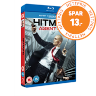 Produktbilde for Hitman: Agent 47 (UK-import) (BLU-RAY)