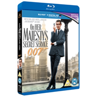 On Her Majesty's Secret Service (UK-import) (BLU-RAY)