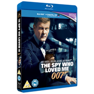 Produktbilde for The Spy Who Loved Me (UK-import) (BLU-RAY)
