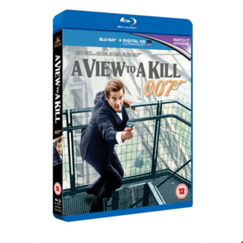 A View to a Kill (UK-import) (BLU-RAY)