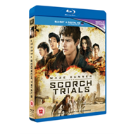 Produktbilde for Maze Runner: Chapter II - The Scorch Trials (UK-import) (BLU-RAY)