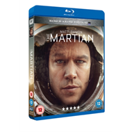 Martian (UK-import) (BLU-RAY)