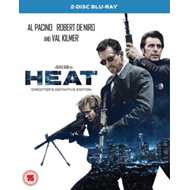 Produktbilde for Heat (UK-import) (BLU-RAY)