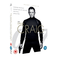 Produktbilde for The Daniel Craig Collection (UK-import) (BLU-RAY)