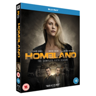 Homeland: The Complete Fifth Season (UK-import) (BLU-RAY)