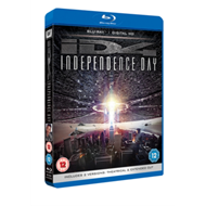Produktbilde for Independence Day: Theatrical And Extended Cut (UK-import) (BLU-RAY)
