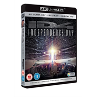 Produktbilde for Independence Day: Theatrical And Extended Cut (UK-import) (4K Ultra HD + Blu-ray)