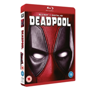 Produktbilde for Deadpool (UK-import) (BLU-RAY)